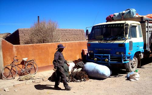 Alota camion