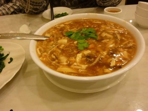 タイ風海鮮スープ