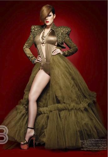 Khloe Kardashian YRB Magazine pictures