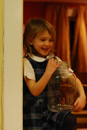The jar.