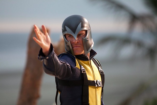 X-Men First Class Magneto
