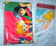 Sailor Moon Beach Towel & Nude Usagi Pencil Board (Cruioso) Tags: anime bunny japanese luna ami 1990s sailormoon 90s usagi stationary sailorscouts usagitsukino sailorvenus magicalgirl senshi sailormercury sailormars sailorjupiter shitajiki princessserenity pencilboard  prettysoldier