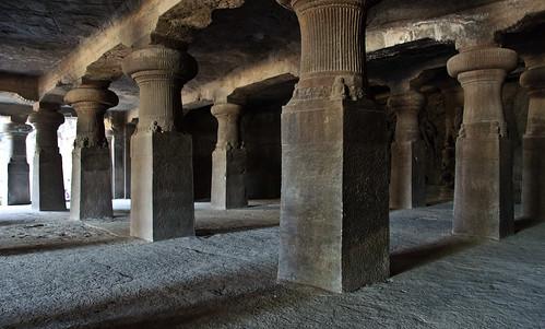 Shiva Pillars