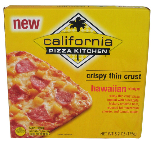 California Pizza Kitchen Frozen Pizza Ingredients