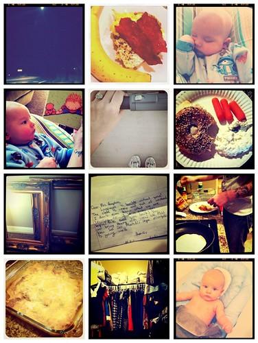 Friday via instagram app