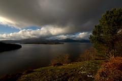 Ultimate Cinema (Deborah Valentin) Tags: mountains water beauty landscape scotland scenery natural loch lochlomond