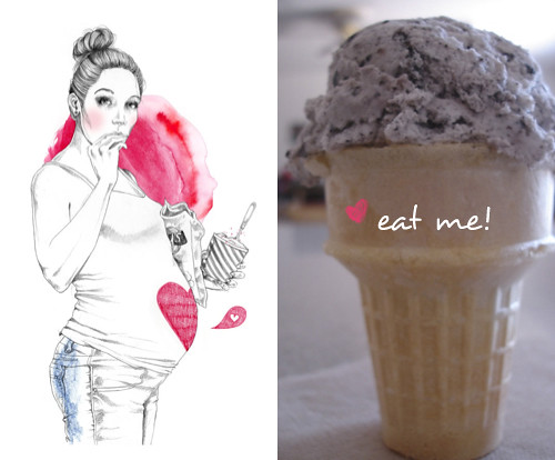 Carole Wilmet Illustration and Icecream