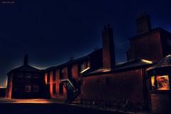 Albert Dock (Billy McDonald) Tags: fractalius albertdock liverpool dark