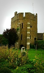 trip away with my mum (alisonclairewood) Tags: stokesay castle