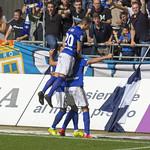 Celebracion del segundo gol thumbnail
