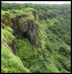 Kate's Point - Mahabaleshwar (indianature13) Tags: katespointmahabaleshwar katespoint maharashtra mahabaleshwar monsoons mountains westernghats indianature india september 2016 needlepoint elephantsheadpoint