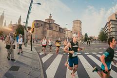 2016-09-25 08.33.56 (Atrapa tu foto) Tags: 8mm espaa europa europe maratondezaragoza saragossa spain xmaratnciudaddezaragoza zaragoza ateltismo atletics carrera corredores deporte fisheye marathon maraton maratn ojodepez runners running sport aragon es