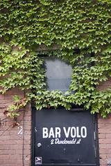 Service Door at Volo (Stephen Gardiner) Tags: toronto ontario 2016 barvolo yongestreet beer brewing bar dundonaldstreet lastnightonyonge zwanzeday cantillon pentax k3ii 1645