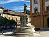 Monumento a la mujer del campo (aguacinco) Tags: flickr asturias casio escultura noviembre villaviciosa escultor benllure comarcadelasidra
