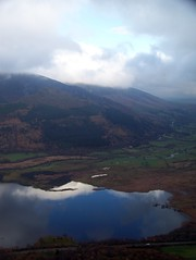 Bassenthwaite Lake and Little Man Skiddaw Photo