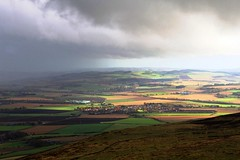 brewing (nuframe) Tags: uk storm weather clouds brewing landscape scotland high looking view ominous perthshire bad down east vista lomond caught kinross falkland freuchie nuframe