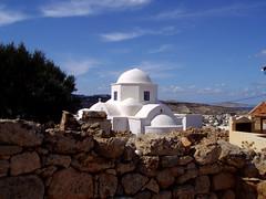 chiesa kassos (silvia07(very busy)) Tags: blue sea church holidays mare olympus chiesa greece grecia vacanze dodecanese marmediterraneo kassos dodecaneso maregeo