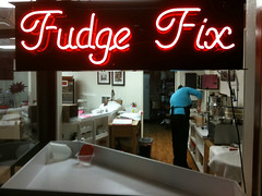 Fudge Fix in downtown Vancouver WA