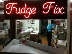 Fudge Fix in downtown Vancouver WA