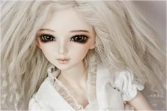 Jenna (meike) Tags: portrait jenna ball doll head event wig bjd resin 2008 twisted fairyland msd juri jointed sweetly faceup minifee miyukidollfie