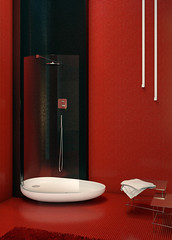Livin' - A night story (glass idromassaggio) Tags: bathroom design bagno wellness wellbeing benessere livin arredobagno glassidromassaggio