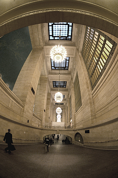 Grand Central Train Terminal, NYC, New York