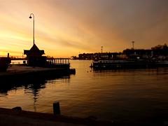 Sunrise Sunrise ...  (Billy Marie) Tags: port sunrise helsinki harbour