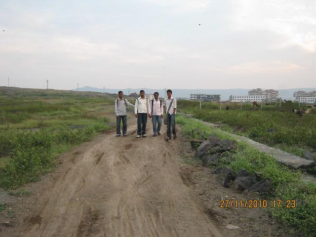 Visit to Kumar Pebble Park, Handewadi, Hadapsar Pune-IMG_4255