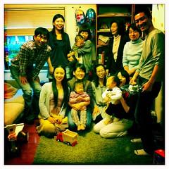 ai chan, tora chan and tatsuru kuns bday party