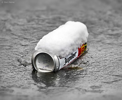 Fresh Jupiler (Ben Heine) Tags: bear winter wild wallpaper white lake snow cold macro art fall texture lo