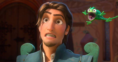 tangled-flynn-rider-pascal-photo