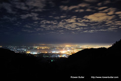 Nightlicious Islamabad (rizwanbuttar) Tags: pakistan panorama night islamabad rizwan buttar