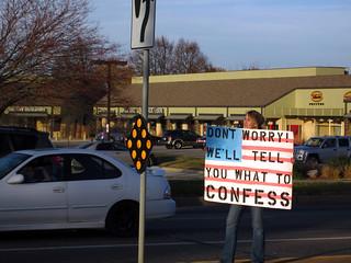Anti-Torture Vigil - Week 26