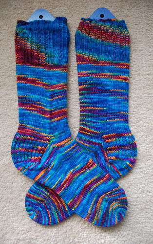 FO: Mom's socks