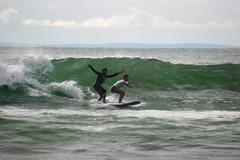 Ismael instructing - Surfing Pics (Del Mar Surf Camp) Tags: costa surf surfing teresa santa nosara playa rica costa beach pictures surf hermosa surf pics surfing jaco