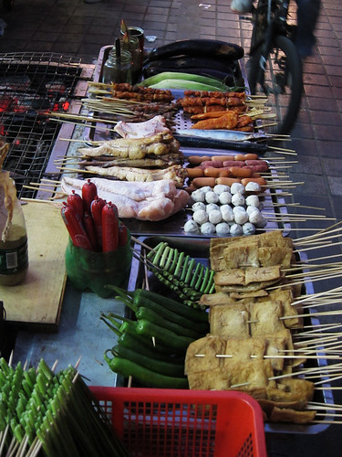 Street food in Tai Shan, day 29