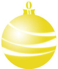 bolas de navidad para decorar blogs