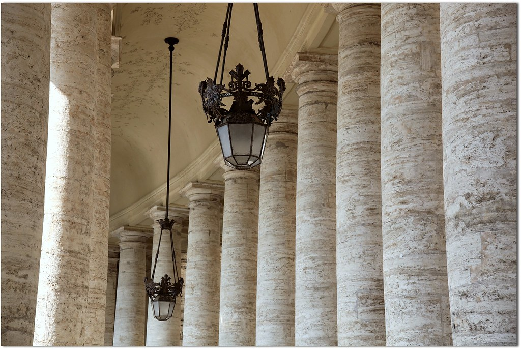 Details (Saint Peter's Square) - Vatican City