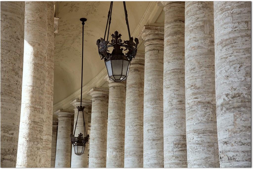 Details (Saint Peter's Square) - Vatican City