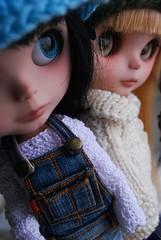 Zoe & Maia