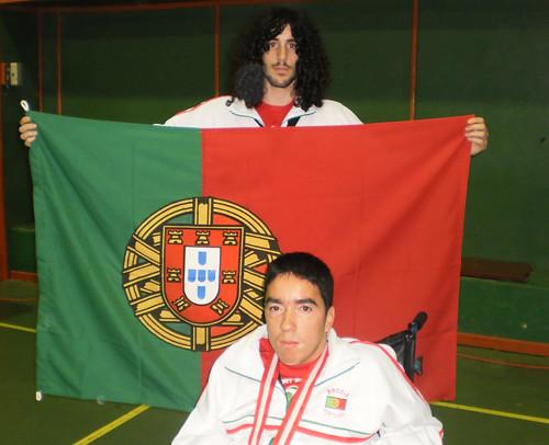 Domingos Vieira - Conquista o Torneio Internacional da Túnisia ©SC Braga