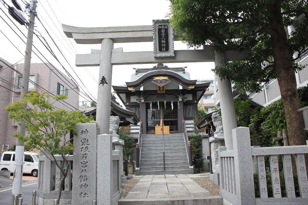 Kagurazaka Walking Guide (2)