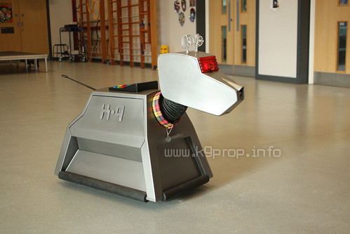 Doctor Who K9 Prop