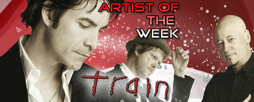Artist Of The Week - Train