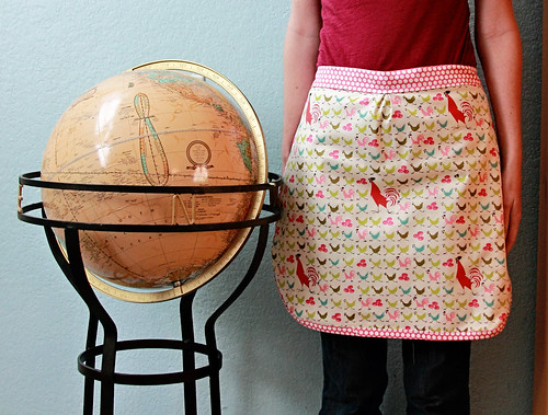 Roster Apron - reversible