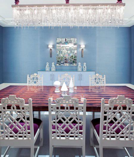 Jamie Herzlinger - Dining Space