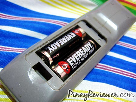 Eveready batteries power our remote controllers at home - PinayReviewer.com