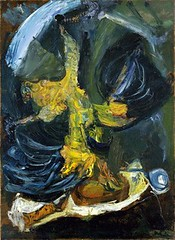 Soutine, Chaim (1893-1943) - 1924c. Dead Fowl (Museum of Modern Art, New York City) (RasMarley) Tags: 1920s stilllife abstract bird animal french moma museumofmodernart painter expressionism jewish russian 20thcentury 1924 soutine chaimsoutine deadfowl