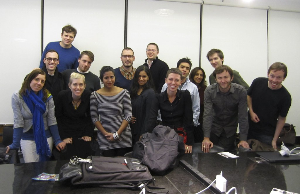 Communitp class at ITP (Fall 2010)