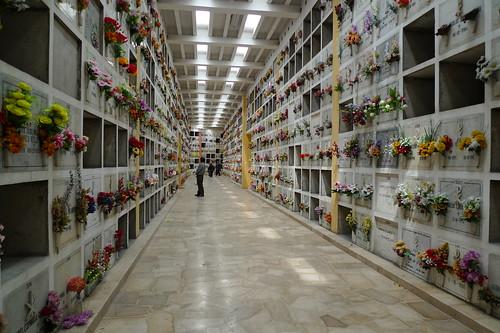 Cementerio - Quito, Ecuador